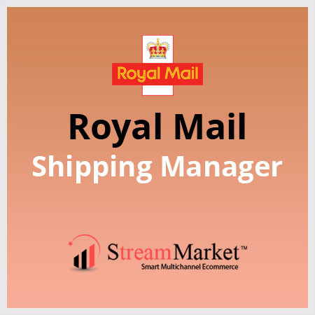 Royal Mail Shipping for Magento 2