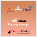 13ten shipping manager magento extension